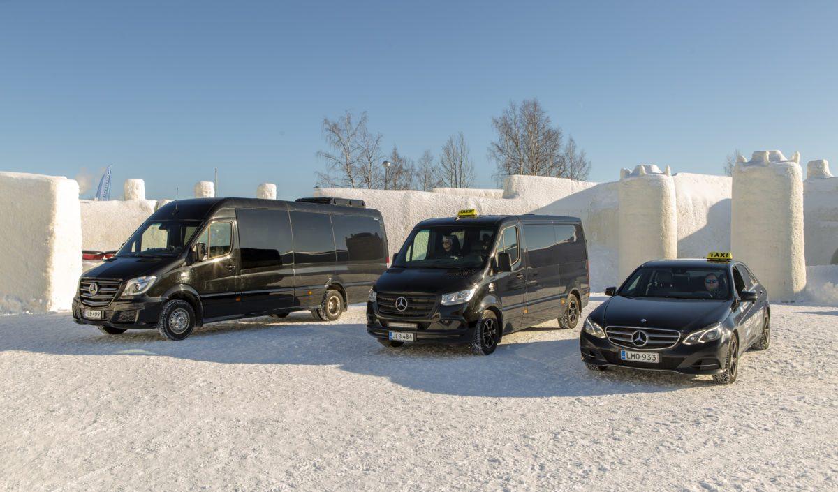 Sea Lapland Taxi